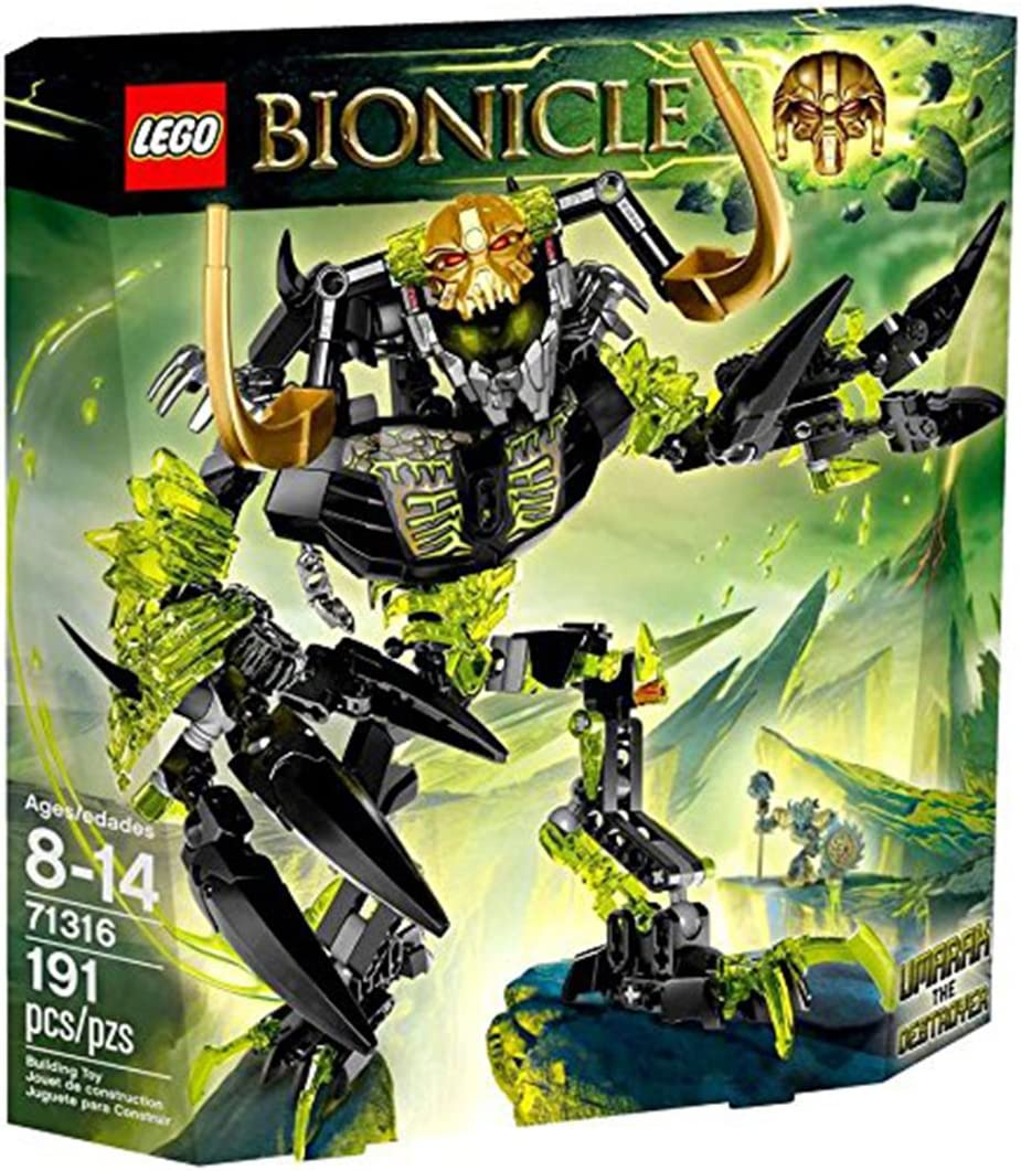 LEGO Bionicle Umarak The Destroyer (71316) by