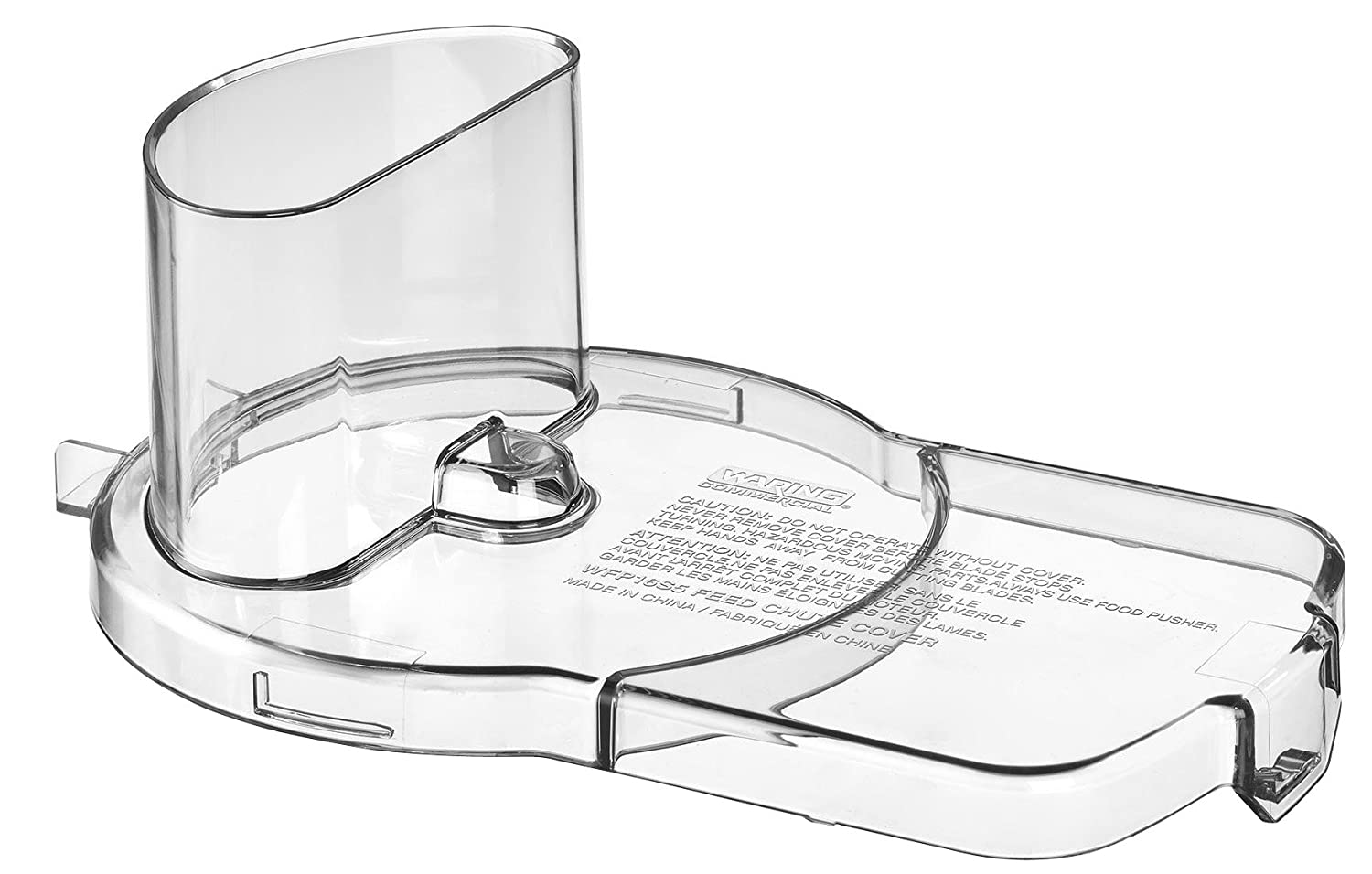 Waring Commercial WFP16S5 Food Processor Continuous Feed Chute Lid