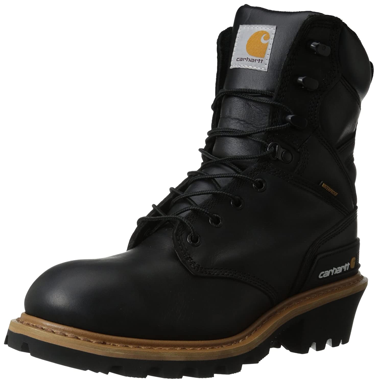 Carhartt Men's CML8131 8 Inch Soft Toe Boot