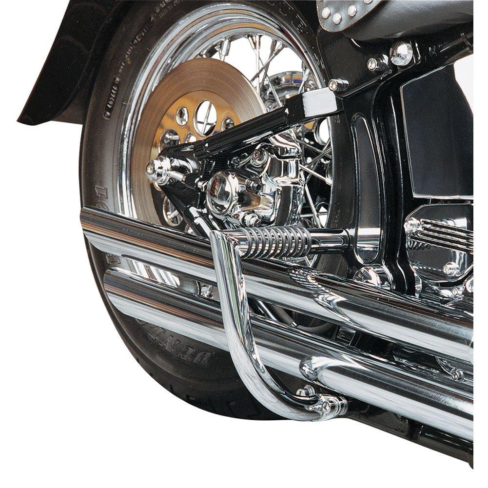 Lindby Custom Linbar Rear Highway Bar - Chrome Plated