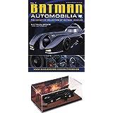 DC Batman Automobilia Fig Coll Mag #1 1989 Batman Movie