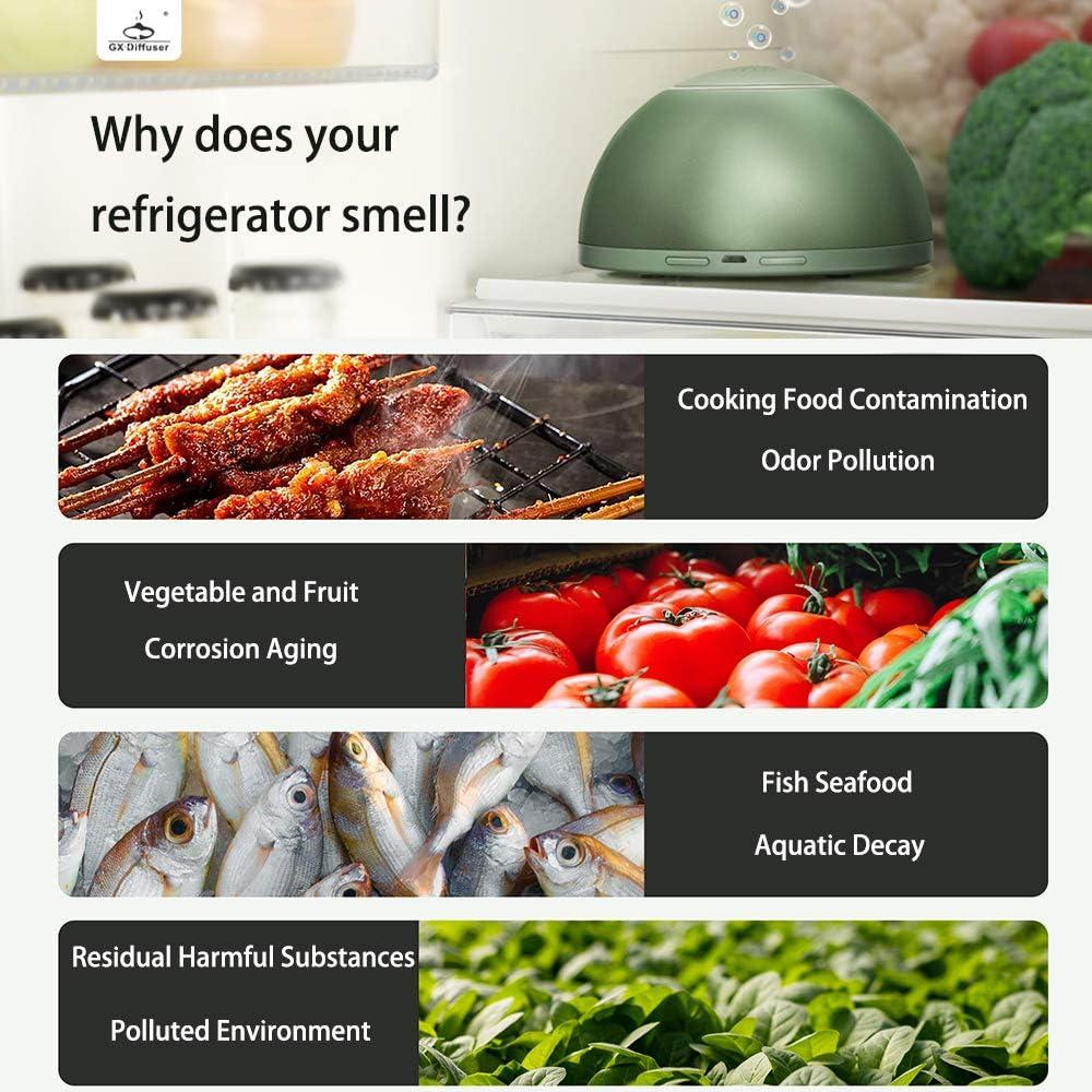 Clothes Odor Eliminator Deodorization Sterilizer for Travelling ...