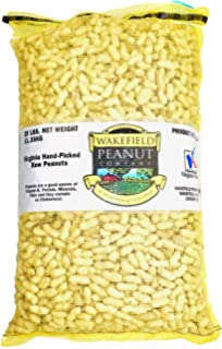 Virginia Peanuts Bulk Inshell Animal Peanuts for Squirrels, Birds, Deer, Pigs and a