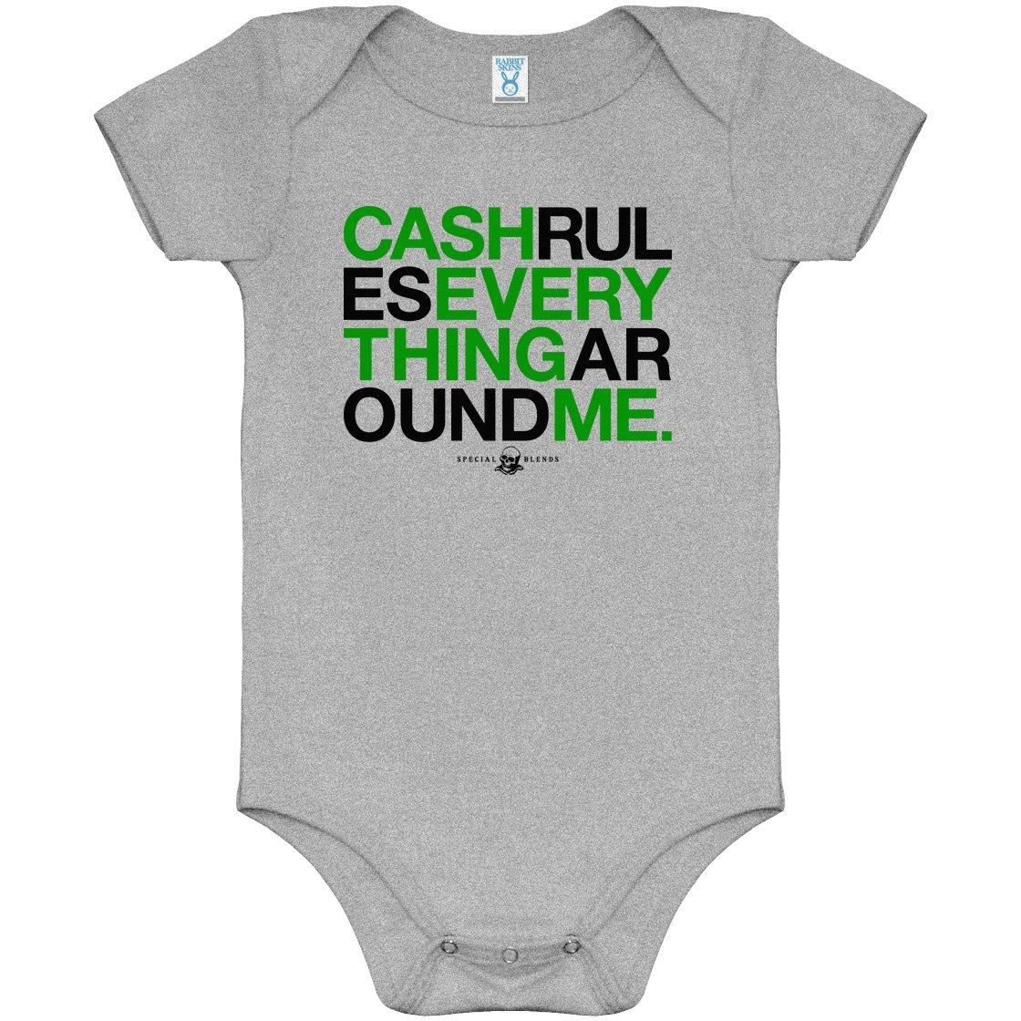 Amazon Com Smash Transit Baby C R E A M Creeper Clothing