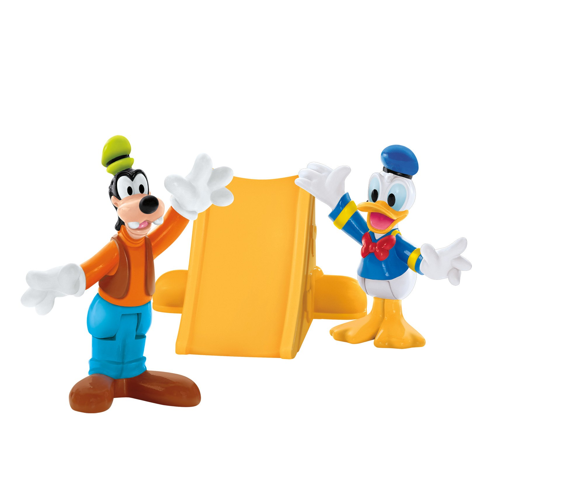 Fisher-Price Disney Mickey Mouse Clubhouse Donald & Goofy