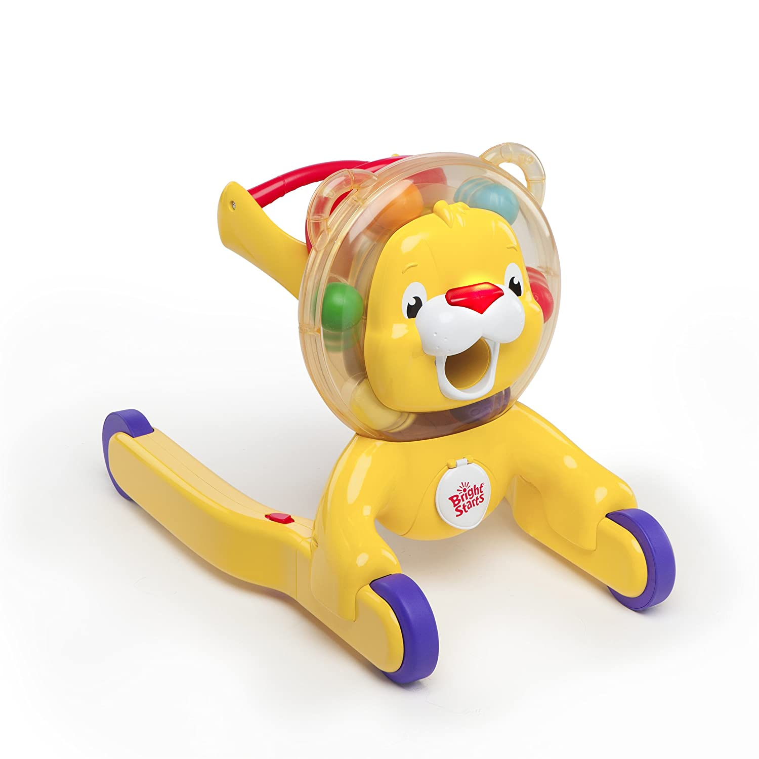 Bright Starts Baby Toy 3 in 1 Roaring Fun Lion Amazon Toys