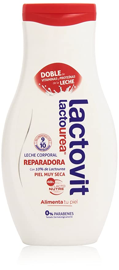 Lactovit Lactourea Body Milk 400ml