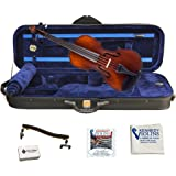 Bunnel Pupil Clearance Student Violin Outfit (4/4)