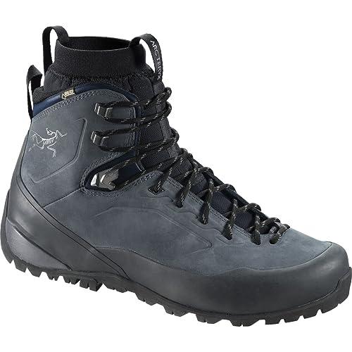 Low-Budget For Sale Popular Arcteryx Mens Bora2 Mid Gtx Hiking Boots Black 8Y6S