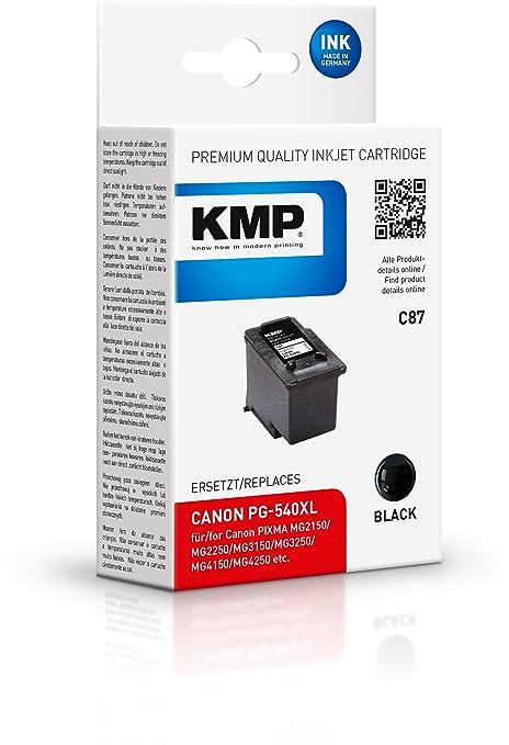 KMP C87 Negro cartucho de tinta - Cartucho de tinta para ...