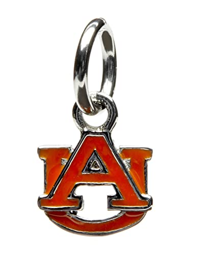 amazon com auburn university charm au orange dangle charm rh amazon com Auburn Tigers Wallpaper Auburn Tigers Wallpaper