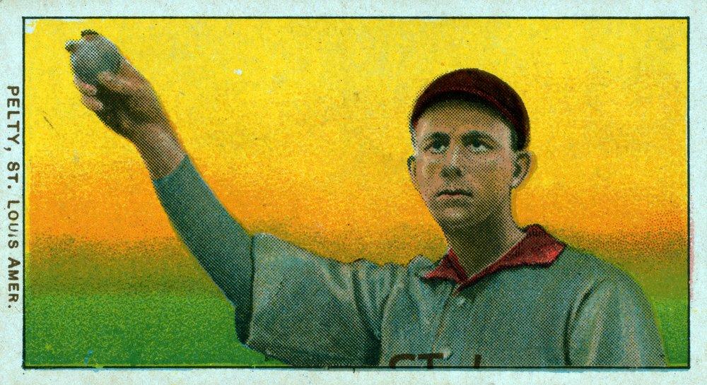 正規品 セントルイスBrowns – Barney Art Pelty – 野球カード 24 x x 36 x Giclee Print LANT-23123-24x36 B017Z0WB0E 12 x 18 Art Print 12 x 18 Art Print, オオミシマチョウ:917a456b --- consumer1st.in