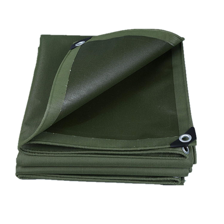 DONGYUER Wasserdichtes Zelt verdicken Segeltuch Wasserdichte Sonnencreme Regendichtplanen-LKW-Außenschirm Bedeckt den Regenstoff,5  5m