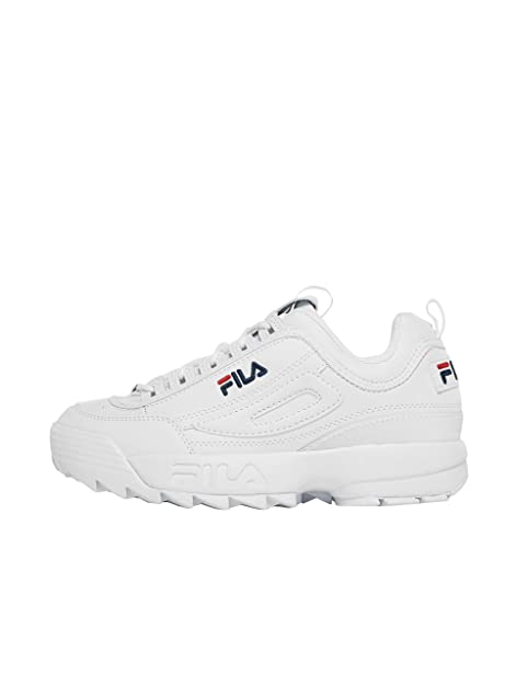 Fila Men Sneakers Heritage Disruptor: Amazon.co.uk: Shoes & Bags