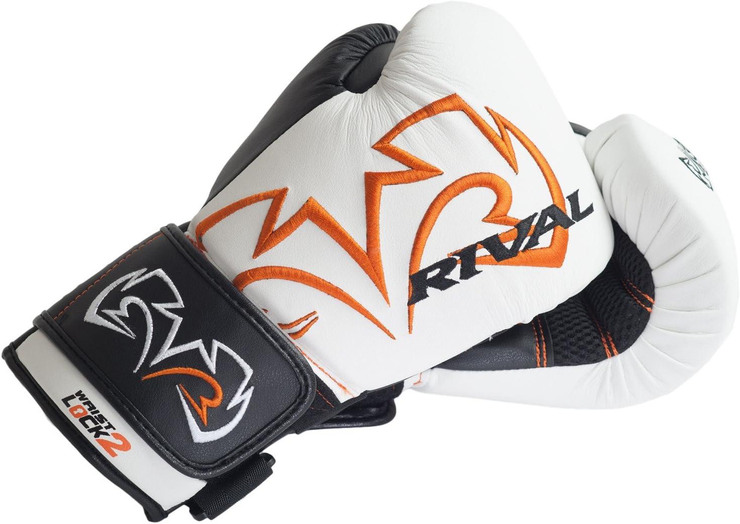 Rival Boxing Evolutionバッグ手袋 ホワイト Large