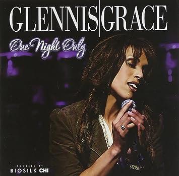 e47b20d5c19732 GLENNIS GRACE - One Night Only - Amazon.com Music