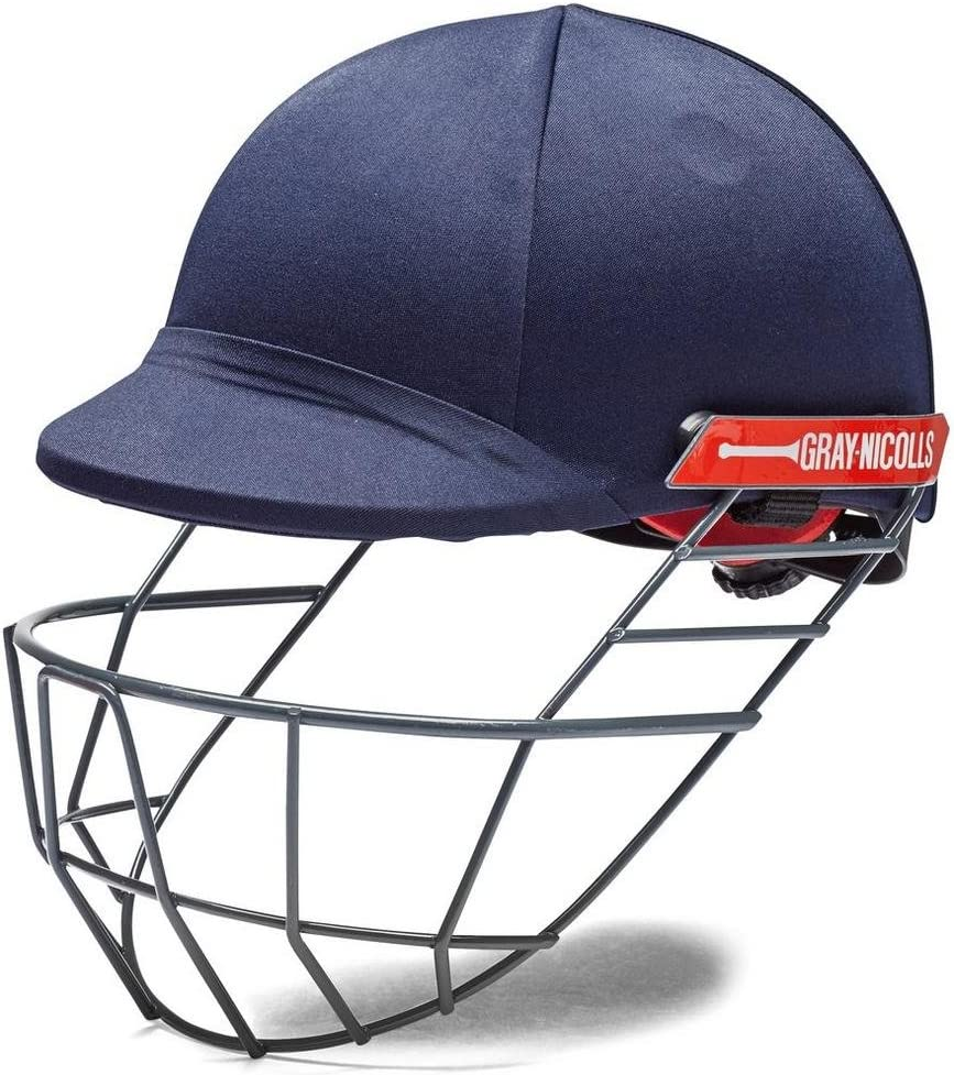 Hellblau L Gray-Nicolls Atomic Cricket-Helm f/Ã/¼r M/Ã/¤nner