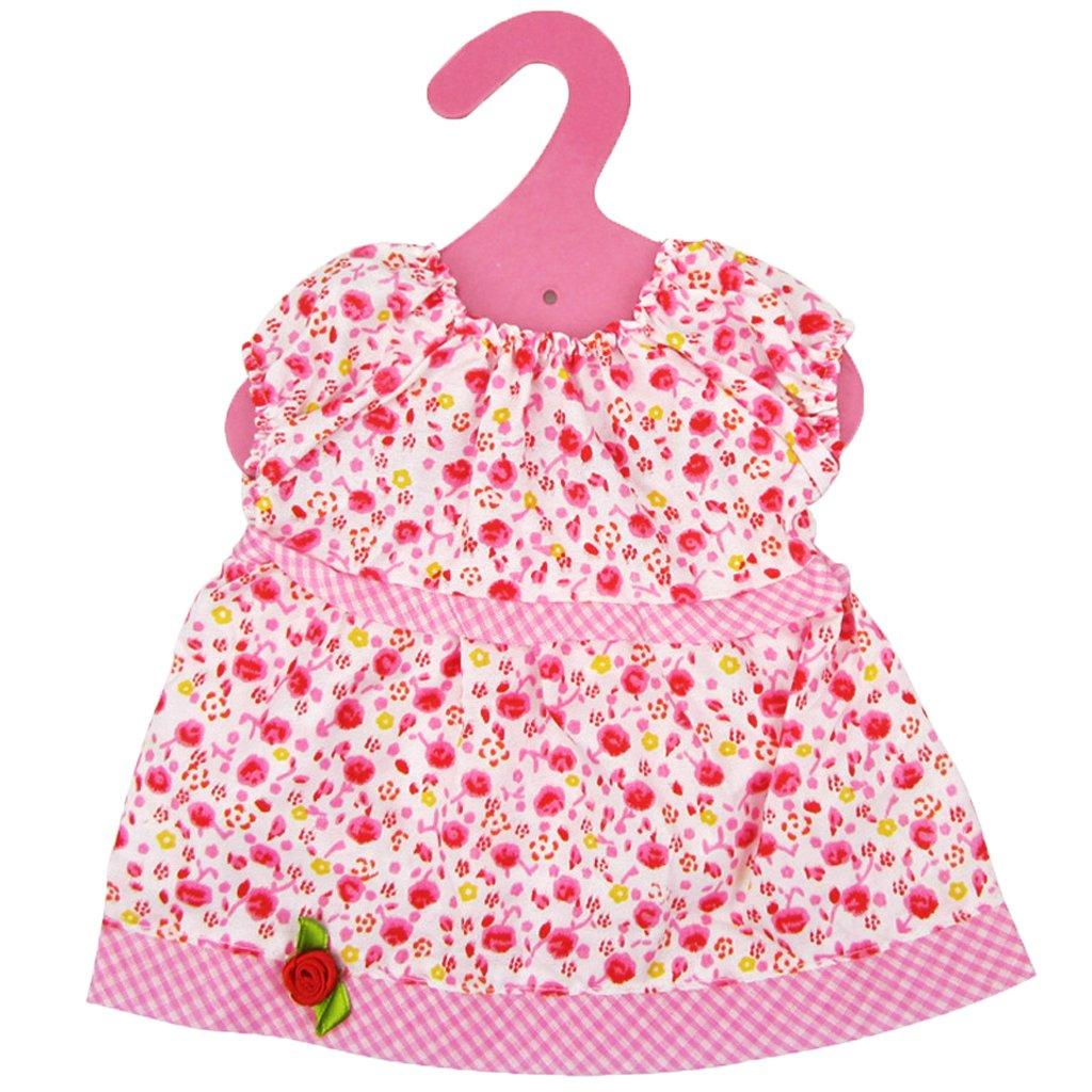 Muñecas Fashion Ropa Vestido Colorido de Paño para American Girl 18 Pulagdas - #4 product