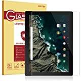 "Google Pixel C Screen Protector [0.26 mm Tempered Glass], OMOTON Glass Screen Protector for Google Pixel C 10.2"" [Scratch Resist] [Anti-Crack] [Bubble Free Install] [9H Hardness] [Crystal Clear]"
