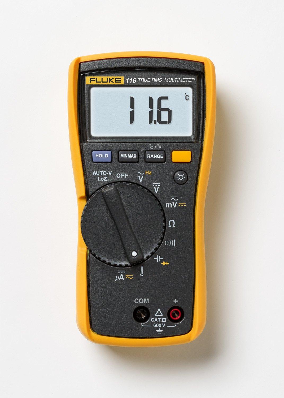 Fluke FLUKE-116/323 KIT HVAC Multimeter