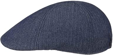 Lipodo Casquette Plate Inglese Classic Femme//Homme Made in Italy Gavroche pour lhiver avec Visiere Printemps-ete