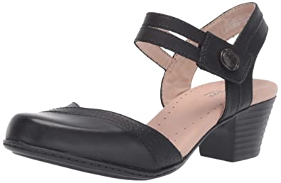 99097edef Amazon.com  CLARKS Women s Valarie Rally Heeled Sandal  Shoes