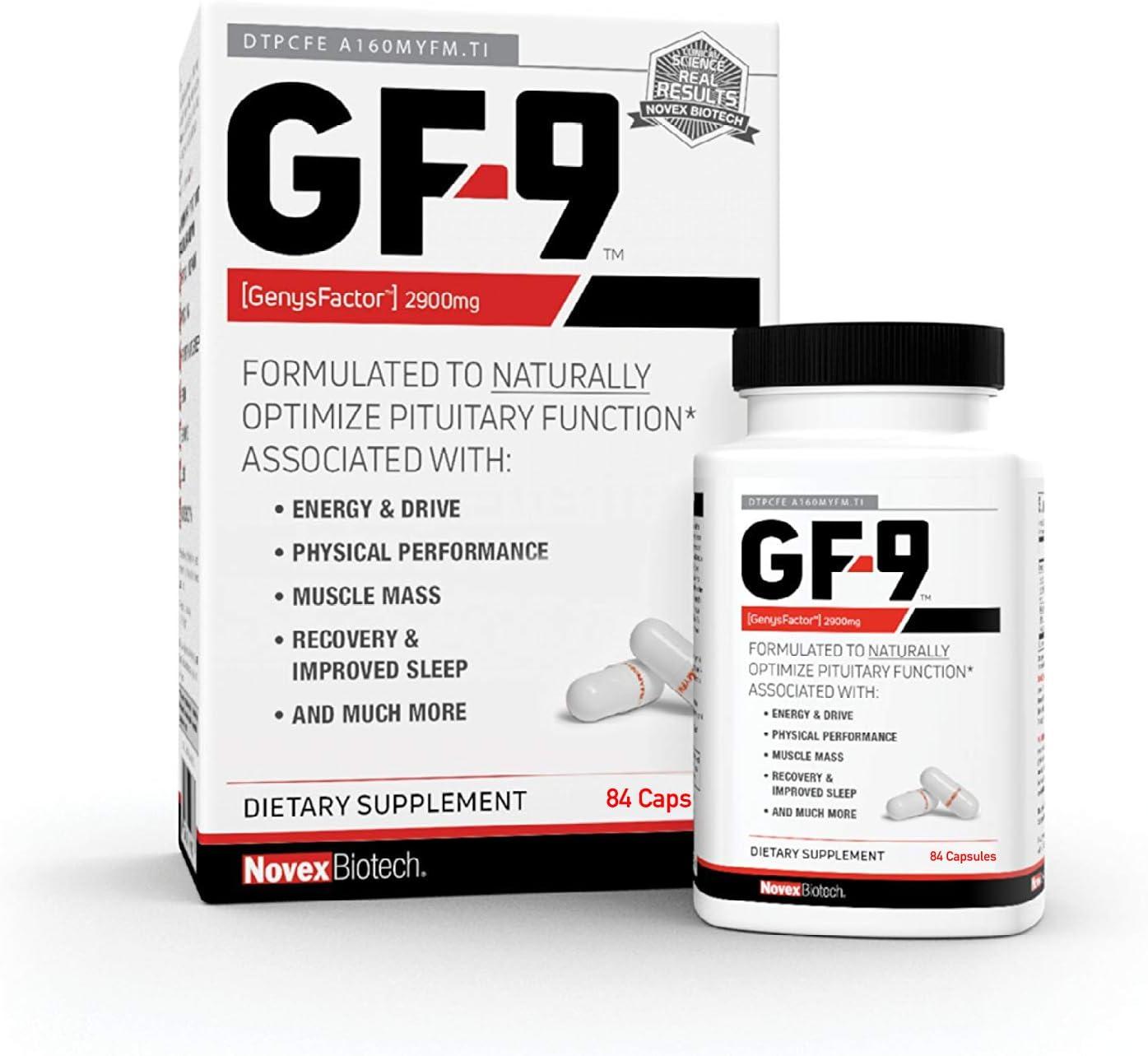 Gf-9, 84 Count