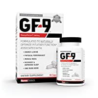 GF-9 – 84 Count - Supplements for Men - Male Supplements - Boost Critical Peptide That Supports Energy, Drive, Physical Performance & More