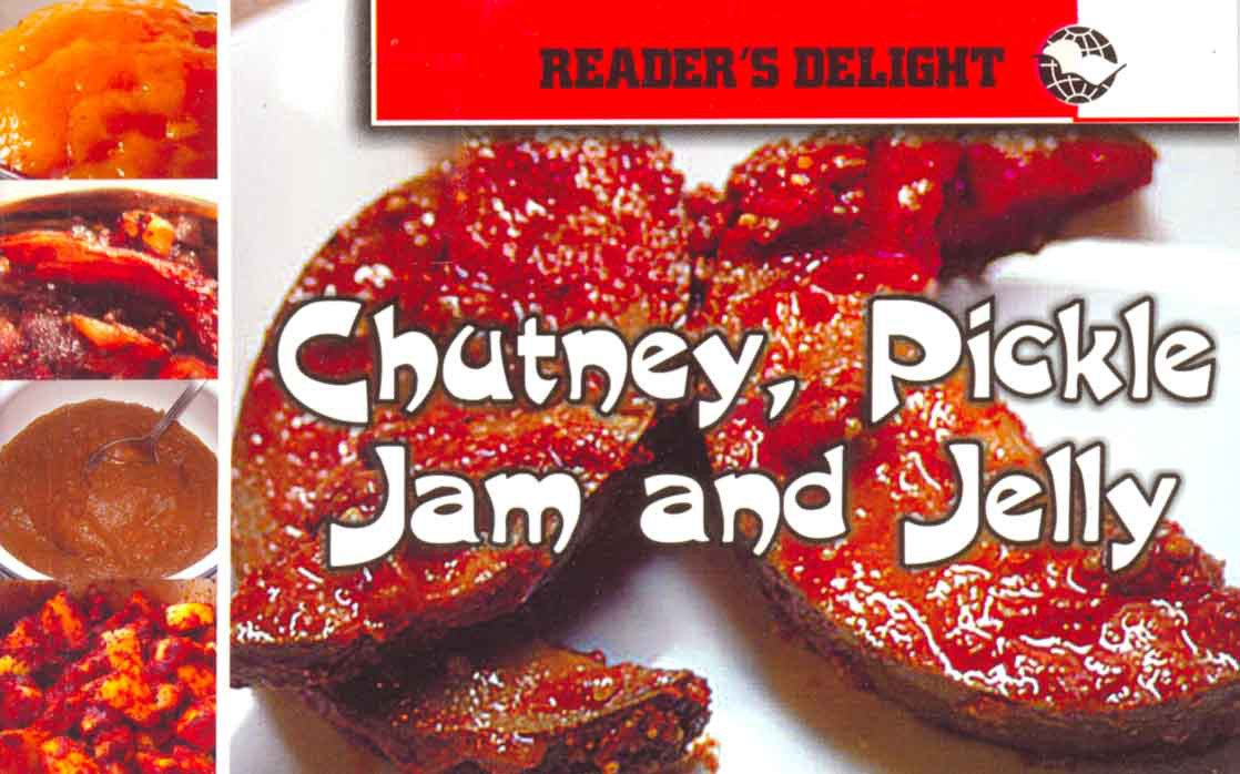 Download Jam, Jelly, Pickles pdf epub