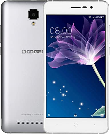Doogee x10 Desbloqueado Smartphone 512 MB + 8GB 5.0 Pulgadas ...