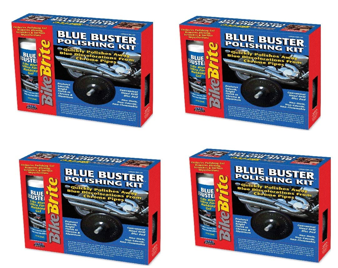 Bike Brite Blue Buster Polishing Kit BB-100 (4)
