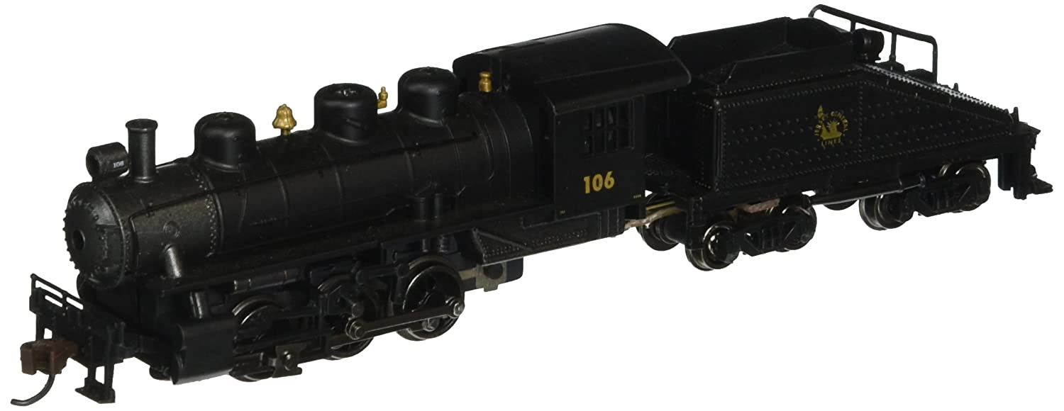 Bachmann Industries USRA 0-6-0 Locomotive with Switcher & Tender - Central New Jersey (N Scale) Bachmann Industries Inc. 50565