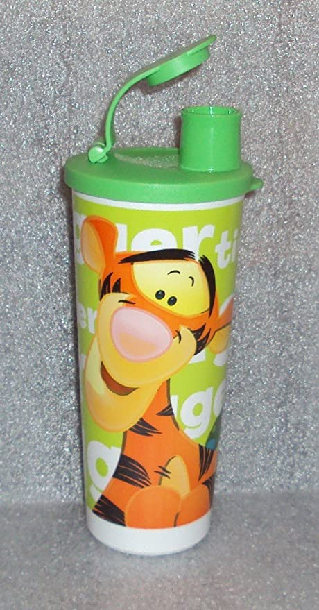 Tupperware Thirstbreak vaso de Walt Disney diseño de tigre diseño ...