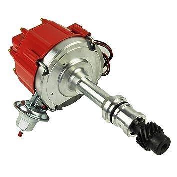 Amazon com: Ignition Distributor For Oldsmobile OLDS V8 HEI