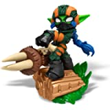 Skylanders SuperChargers: Drivers Super Shot Stealth Elf Individual Character - New In Bulk Packaging
