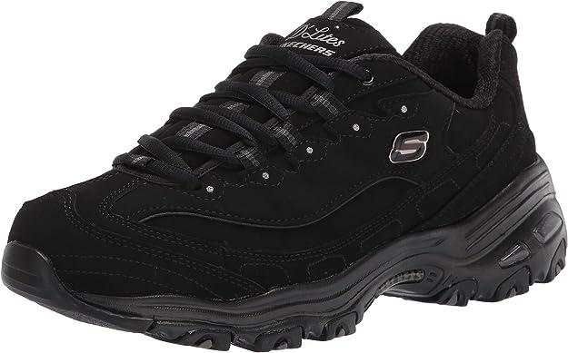 Image ofSkechers D'Lites Fresh Start (11931), Zapatillas de Deporte para Mujer