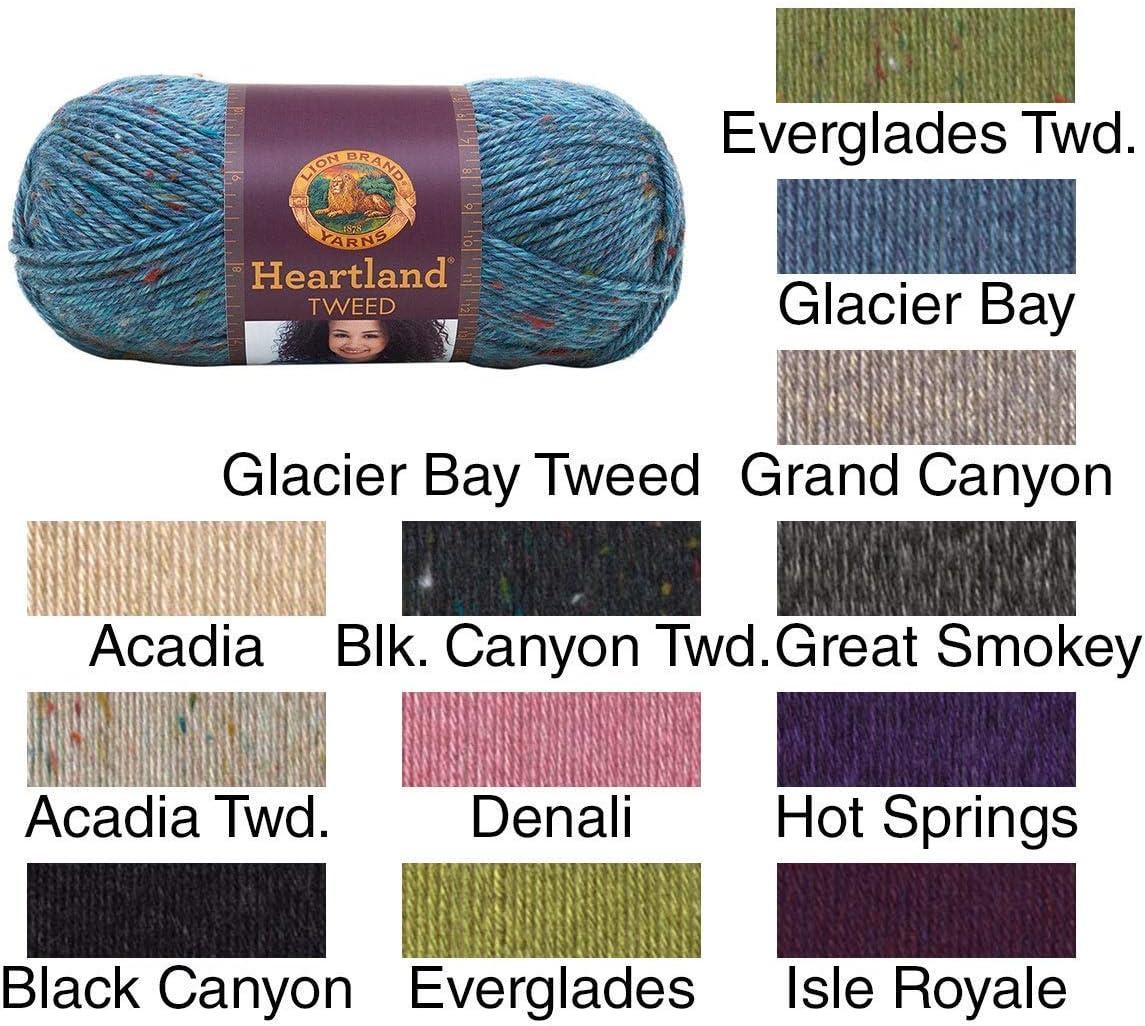 Lion Brand Heartland Yarn Acadia