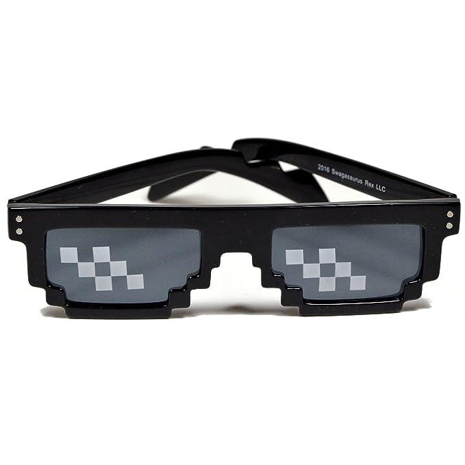 Amazon.com: Gafas de sol Deal With It, Thug Life, anteojos ...