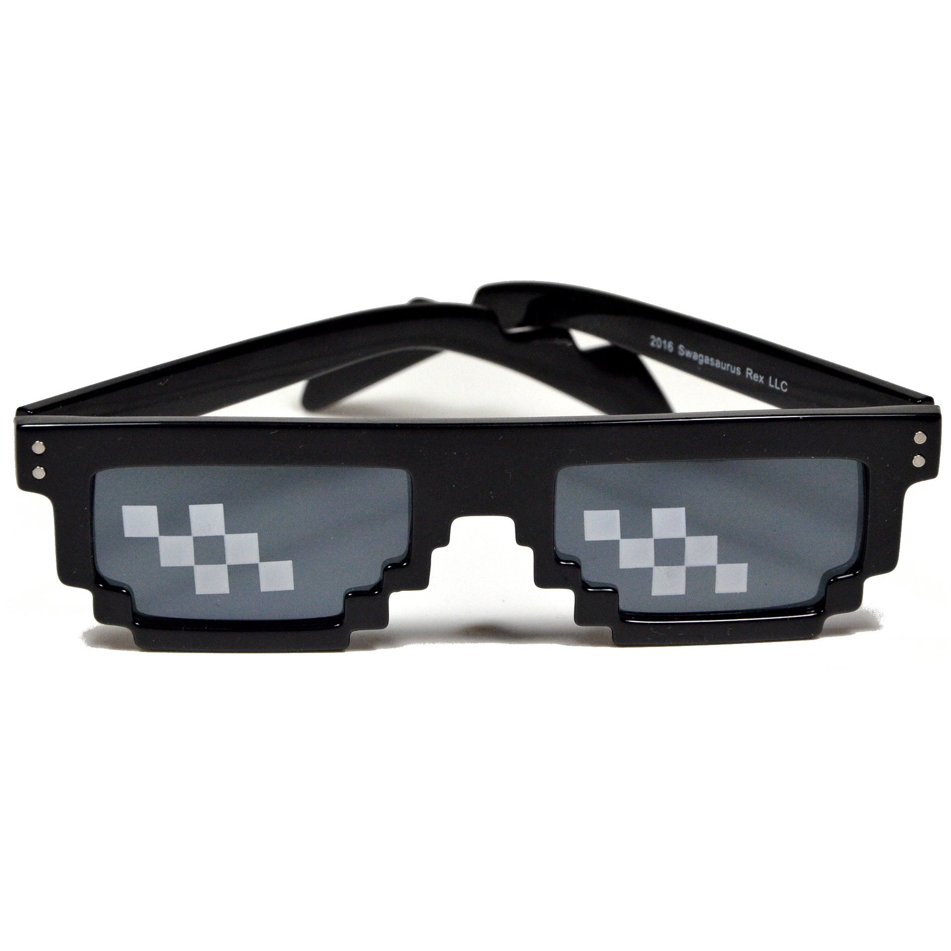 a7683d27396 Deal With It Glasses - Thug Life Sunglasses by Swagasaurus Rex product image