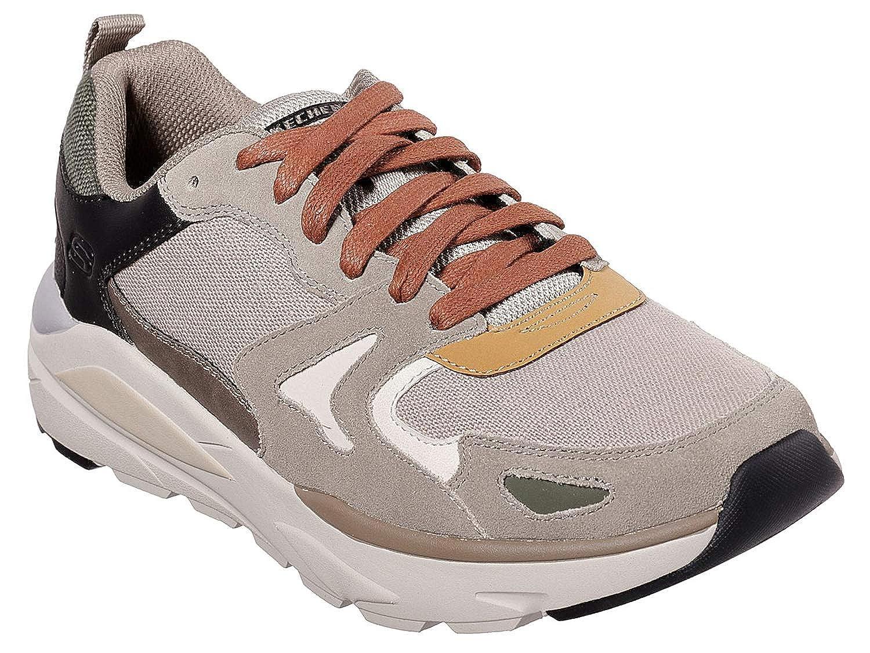 | Skechers Men's Verrado Brogen Sneaker