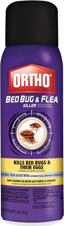 Ortho Bed Bug & Flea Killer Aerosol, 16 oz.