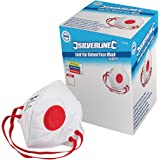 Silverline 633895 - Mascarilla de seguridad   (tamaño: 25-Pack)