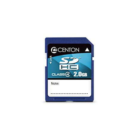 Amazon.com: Centon Electronics tarjeta micro SD 2 GB (s1 ...