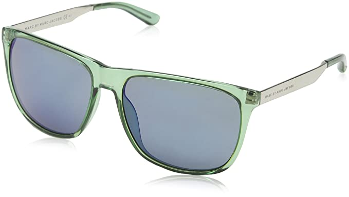 a2873663a534 Marc by Marc Jacobs Sunglasses Mmj 424/S 23 Green Pallad, 58: Amazon.co.uk:  Clothing