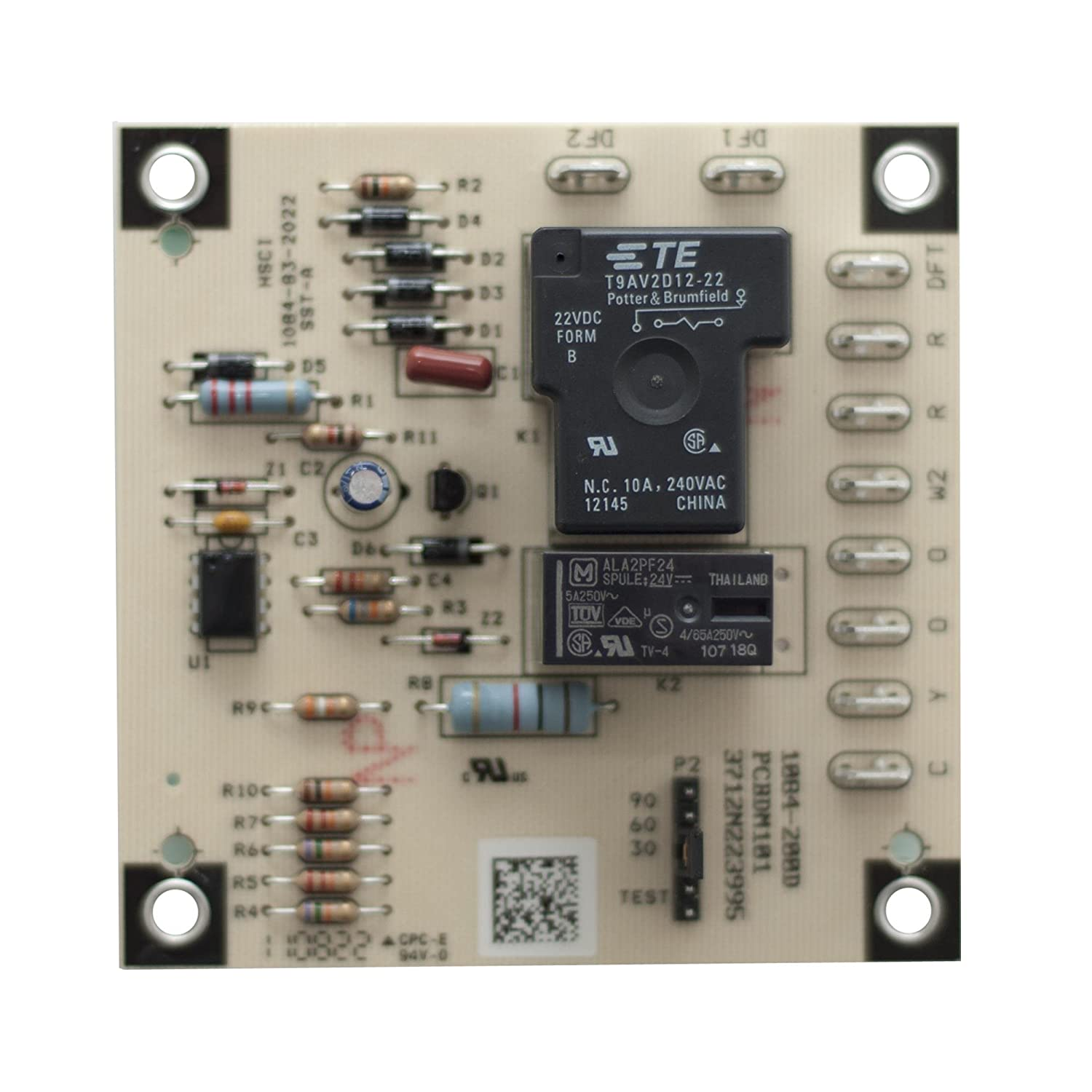 71QBRRJlARL._SL1500_ amazon com goodman pcbdm101s defrost timer home & kitchen  at crackthecode.co