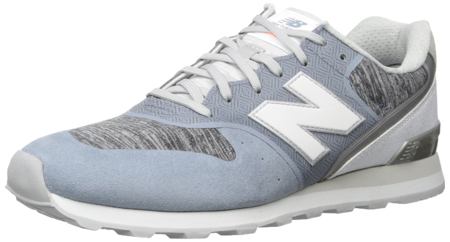 New Balance Women's WL696 Re-Engineered Sneaker B01FSIFVQG 6.5 B(M) US|Blue/White