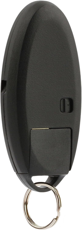 2007-2012 Sentra Car Smart Key Fob Keyless Entry Remote fits 2007-2008 Nissan Maxima CWTWBU735, 1788D-FWB1U735