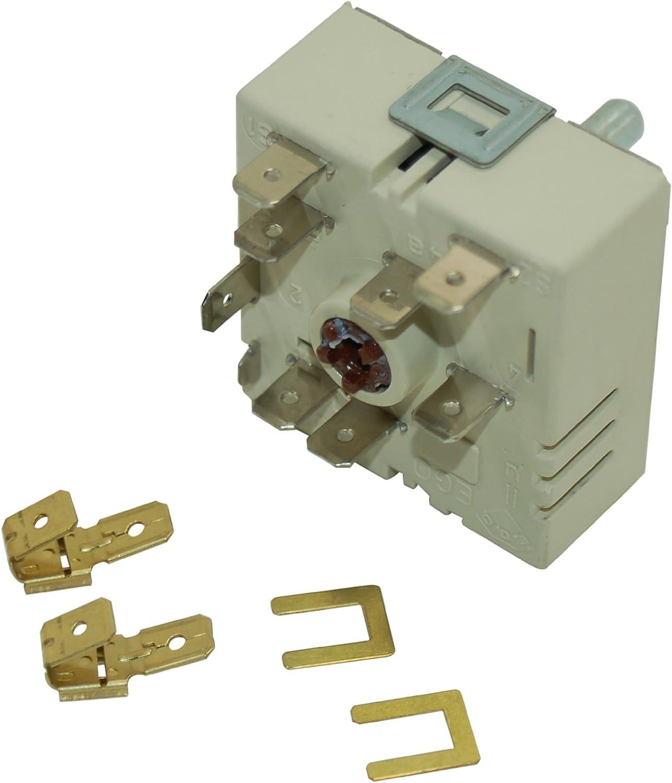 605922 Bosch Herd Energy Regulator Schalter Teilenummer des Herstellers