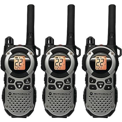 Amazon.com: Motorola MT350R FRS - Carcasa impermeable de dos ...