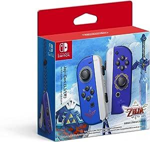 Nintendo Switch Joy-con Controller, The Legend of Zelda: Skyward Sword HD Edition